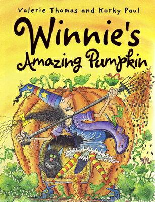 WINNIE'S AMAZING PUMPKIN - Oxford University Press/ 高年級(預購)