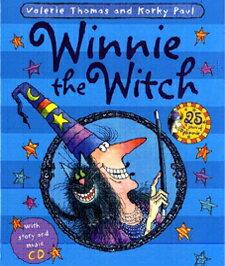 Winnie The Witch 25週年 精裝本 CD  ~ Oxford 高年級