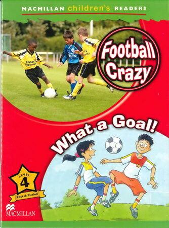 FOOTBALL CRAZY (LEVEL4) -  高年級