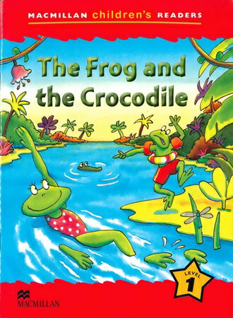 THE FROG AND THE CROCODILE^(LEVEL1^) ~  低年級