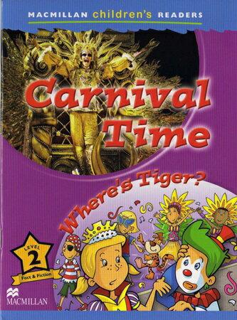 CARNIVAL TIME  LEVEL2  ~  中年級