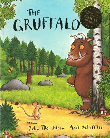THE GRUFFALO - MacMillan 高年級