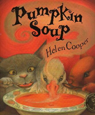 Pumpkin Soup - Farrar Straus Giroux/ 高年級