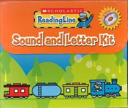 ReadingLine Sound and Letter Kit 低年級