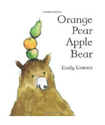 Orange Pear Apple Bear - Macmillan 低年級