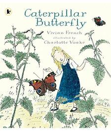Caterpillar Butterfly (書+CD) - Walker Books/ 中高年級(預購)