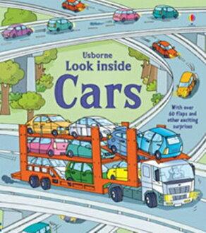 LOOK INSIDE CARS - Usborne 高年級