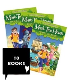 Magic Tree House Collection     - Random House 進階
