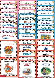 Phonics Readers 1~36書+6CD -Scholastic