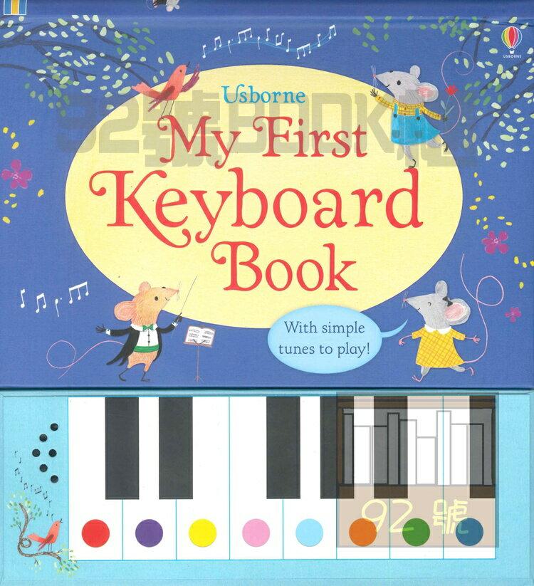 My First Keyboard Book(Usborne)