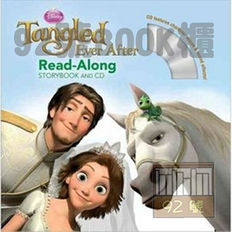 Tangled Ever After Read~Along Storybook and C