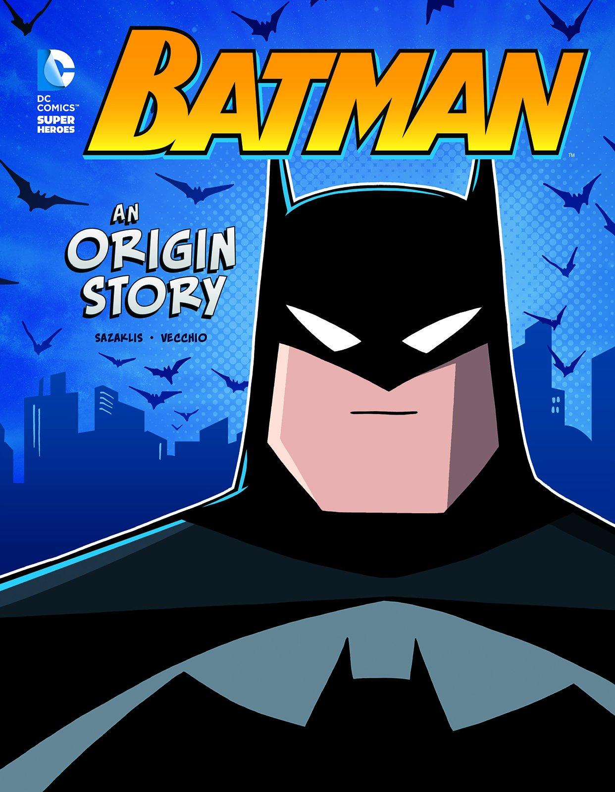 Batman: An Origin Story ^(DC Super Heroes Ori