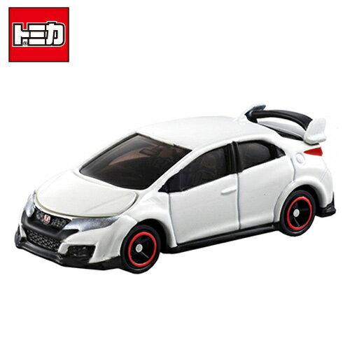 【日本進口】TOMICA 多美小汽車 本田 HONDA CIVIC TYPE R 喜美 NO.76 玩具車- 859789