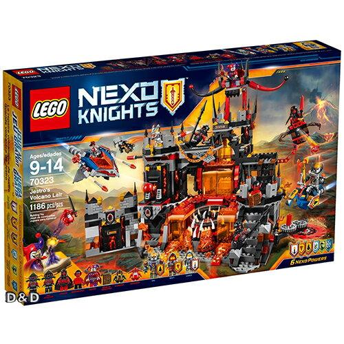 樂高積木LEGO《 LT70323 》Nexo Knights 未來騎士系列 - Confidential BB 2016 PT 14