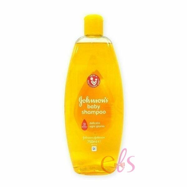 艾莉莎ELS:Johnson's嬌生嬰兒洗髮精中性配方750ml☆艾莉莎ELS☆