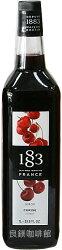 1883 糖漿系列-【櫻桃口味 Cherry】,法國原裝進口1000ml【良鎂咖啡精品館】