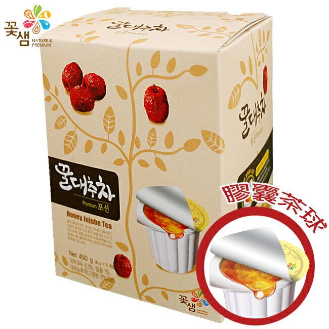 韓國 膠囊茶球禮盒
