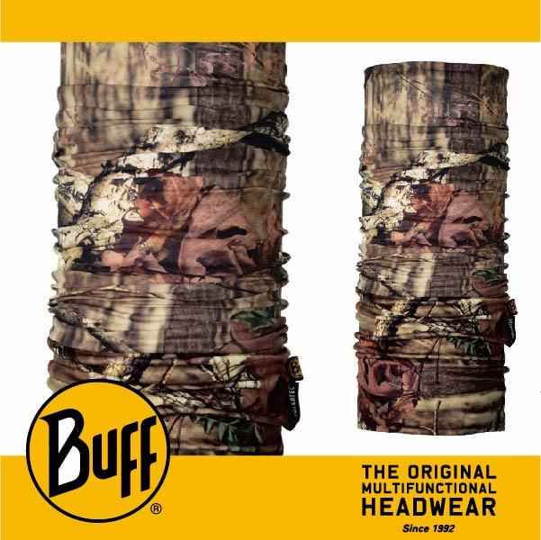 BUFF 西班牙魔術頭巾 POLAR保暖系列 ^~針葉樹林 橡樹迷彩^~ BF100467