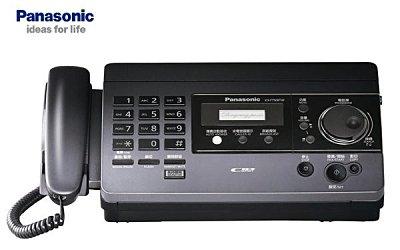 Panasonic國際牌 感熱紙傳真機 KX-FT518(黑)