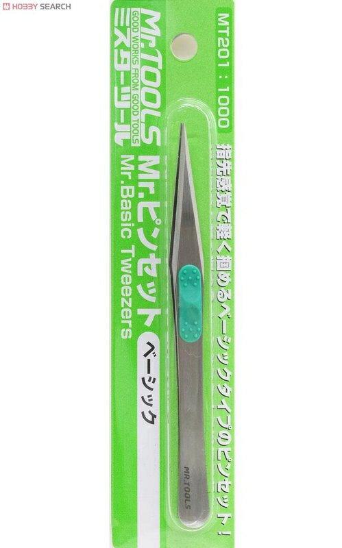 ◆時光殺手玩具館◆ 現貨 組裝模型 模型 鋼彈模型 Mr.HOBBY Mr.TOOLS MT201 模型用斜刃直夾 鑷子