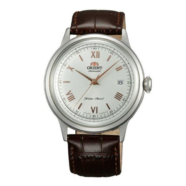 Orient 東方錶(FER2400BW)羅馬競技場機械腕錶/白面40mm
