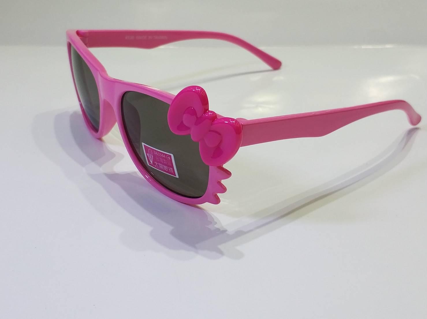 喵喵 貓咪 造型 兒童鏡框 太陽眼鏡 可愛造型太陽眼鏡  兒童眼鏡  購買此商品可以另加購眼鏡布優惠價只要1元