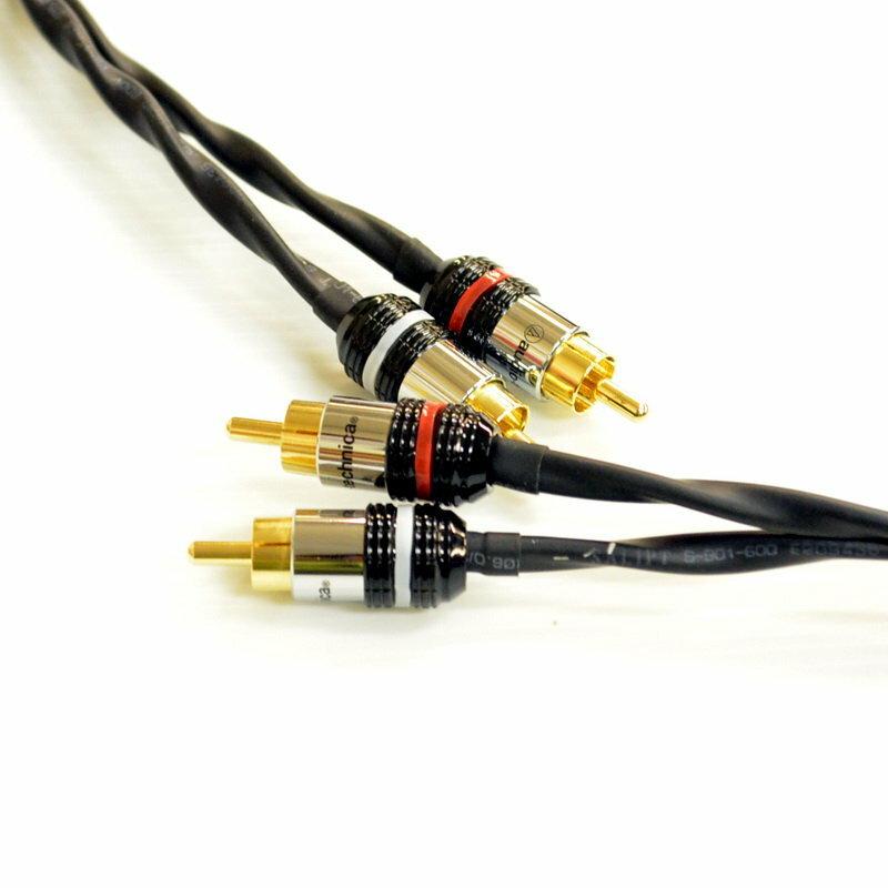 志達電子 CAB084 立體RCA 轉 RCA 轉接線 鐵三角 高純度OFC導線 採用混合