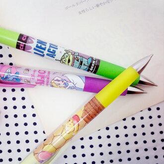 PGS7 日本迪士尼系列商品 - 日本 迪士尼 夾式 自動 鉛筆 維尼 三眼怪 愛麗絲【SHJ7073】