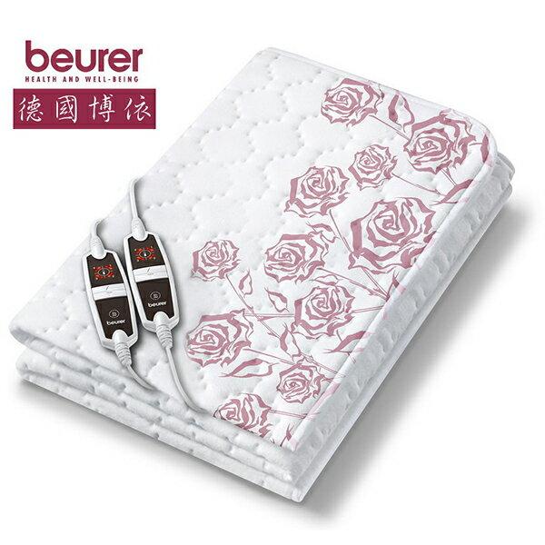 【德國博依beurer】銀離子抗菌床墊型電毯TP66XXL(雙人雙控定時型)TP-66XXL