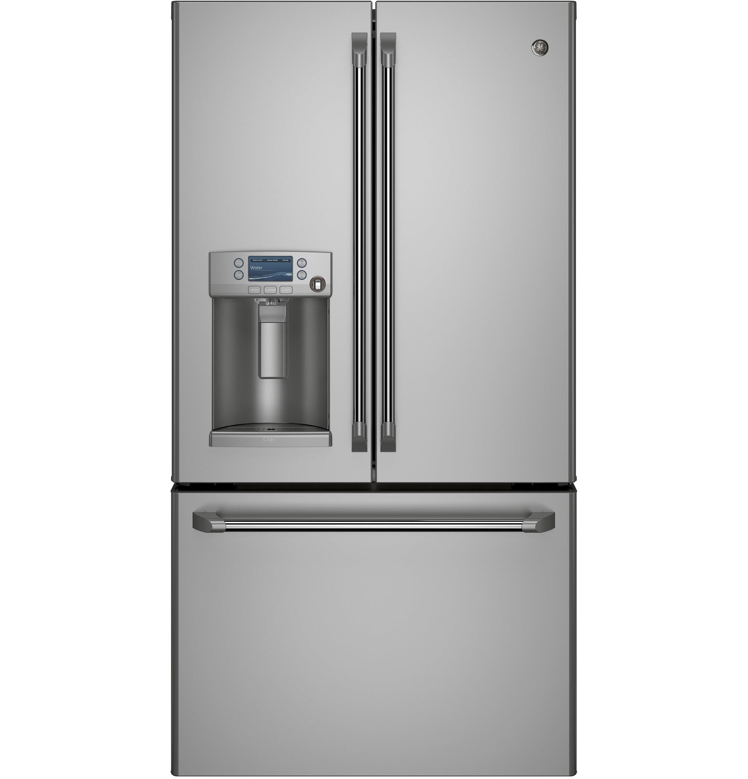 美國GE奇異 CYE22TSSS 薄型法式三門冰箱(700L)【零利率】 ※熱線07-7428010