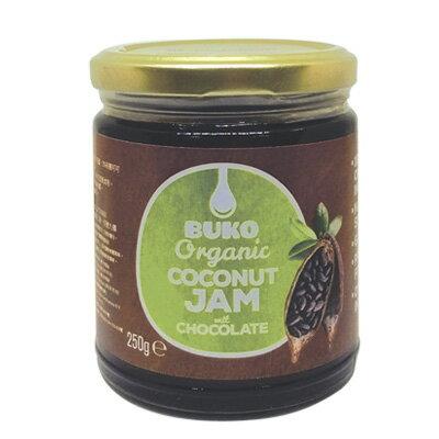 有機椰子巧克力果醬