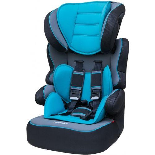 NANIA納尼亞成長型安全汽座-2018限定系列(安全座椅)-素藍色(FB00320)★衛立兒生活館★