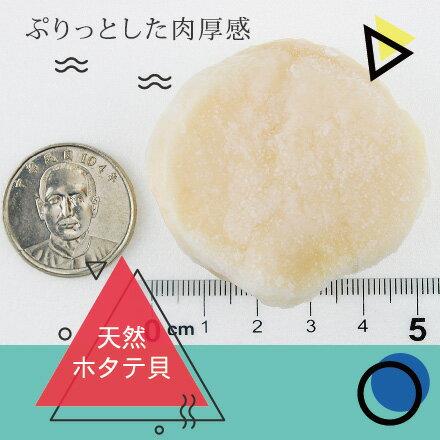 【日本北海道】生食級干貝3S(250g±5% / 包)#刺身#乾煎#生干貝#鮮甜#厚實飽滿#日本合格檢驗標章 2