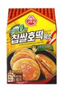 奧多吉 韓國 糯米蜜糖煎餅粉 540g