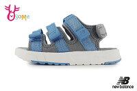 New Balance 中童 涼鞋 時尚潮流穿搭 運動涼鞋 爆款韓版 韓國製 O8557#藍色◆OSOME奧森鞋業-OSOME奧森鞋業-媽咪親子推薦