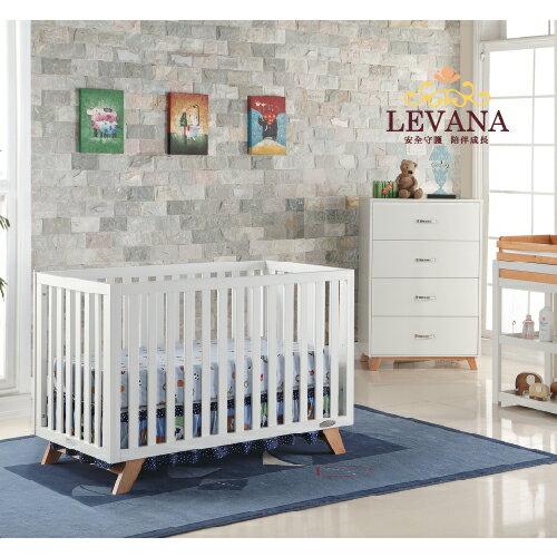 台灣【LEVANA】【三合一系列】 SOHO 成長嬰兒床-2色