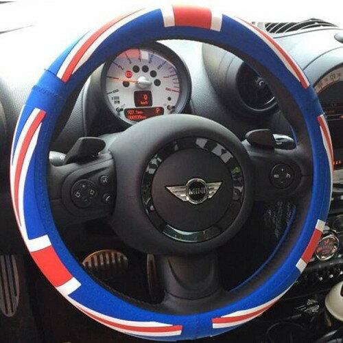 英國方向盤套 皮套 保護套 MINI COOPERS R50 R53 R55 R56 R57 R58 R60 A0219