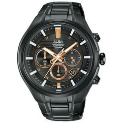 ALBA VD53-X279SD(AT3D21X1) 廣告款活力型男計時腕錶/46mm