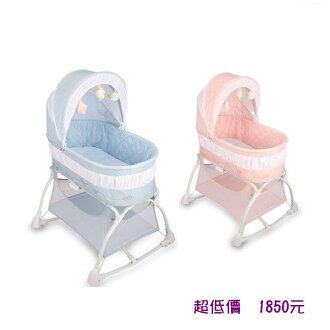 *美馨兒*媽媽愛 mamalove 多功能搖床 /嬰兒床(2色可挑) 1850元