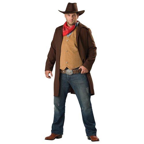 Rawhide Renegade Plus Adult Halloween Costume 0