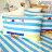 雙人床包三件組(含枕套)  動物派對 天鵝絨美肌磨毛【亮麗色彩、觸感升級、SGS檢驗通過】 # 寢國寢城 2