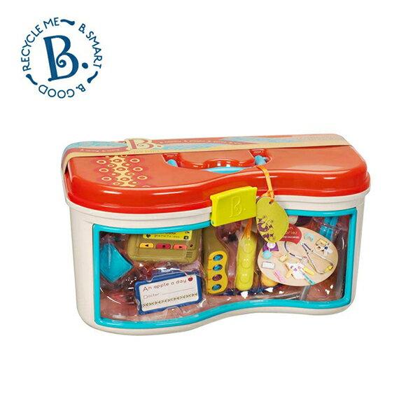 《美國 B.toys》Dr. Doctor 達特醫生診療箱 東喬精品百貨