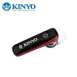 KINYO 耐嘉 藍牙立體聲耳機麥克風 BTE-3633R【三井3C】