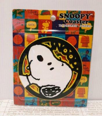 【真愛日本】15081200094 造型杯墊-SN圓形簍空 努比 Snoopy 杯墊 生活用品 居家擺飾
