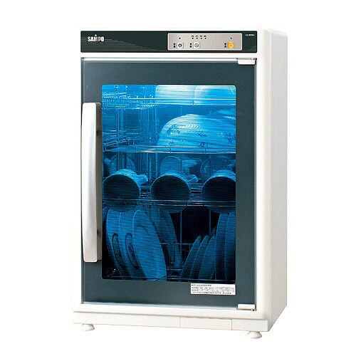 免運費 SAMPO聲寶 四層光觸媒紫外線烘碗機 KB-RF85U