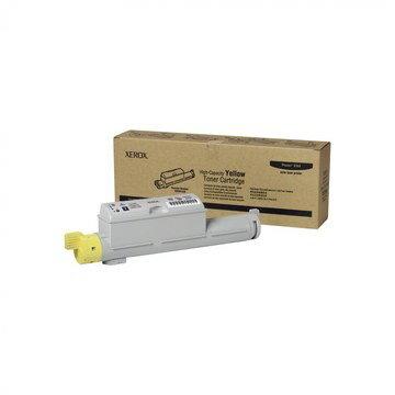 FujiXeroxPhaser6360黃色碳粉(106R01220)原廠碳粉匣【迪特軍】