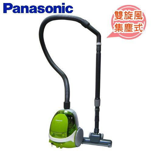 Panasonic國際牌雙旋風無紙袋集塵式吸塵器MC-CL630【三井3C】