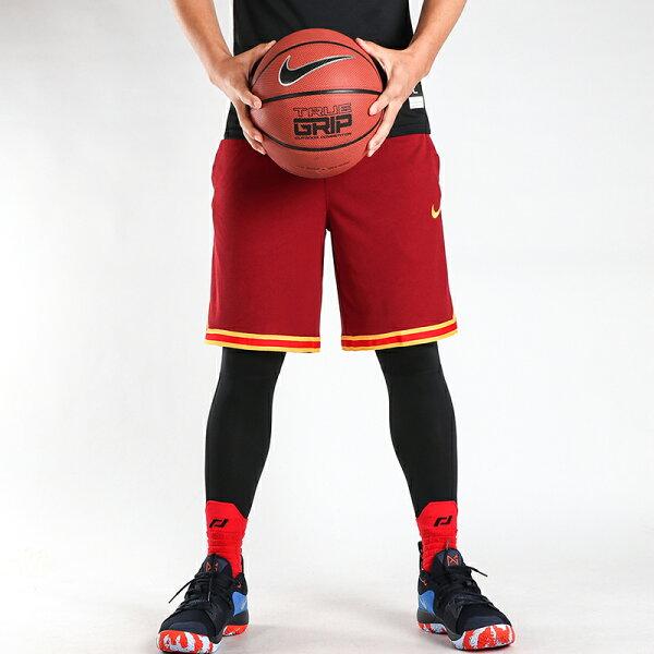NIKEDRI-FITNBA男裝短褲籃球復古休閒透氣紅藍【運動世界】925820-677