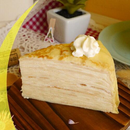 36階煉乳千層-6吋 / 千層蛋糕 / 免運 / 團購美食 / 煉乳