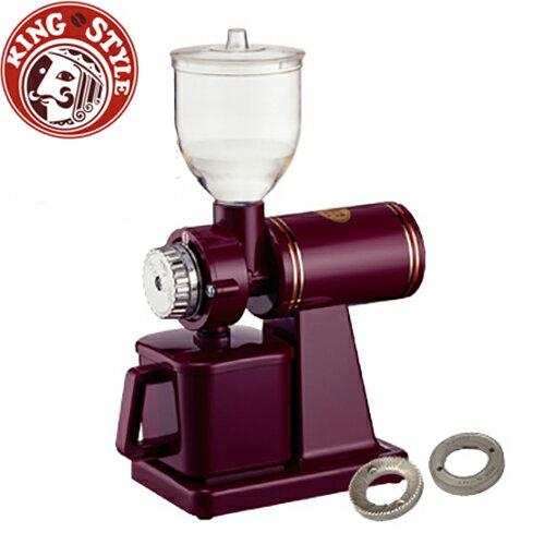 金時代書香咖啡 Tiamo 700S半磅磨豆機 La Marco 義大利刀盤 優雅紅